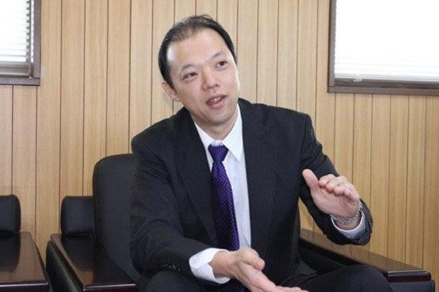 代表取締役 田中友則
